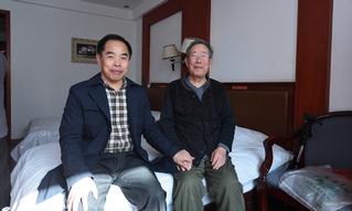 党委副书记李进京到泰山疗养院看...